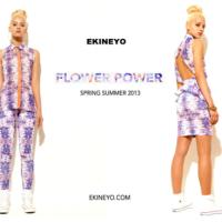 Ekineyo - Flower Power SS'13
